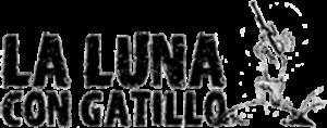 La Luna con Gatillo Logo