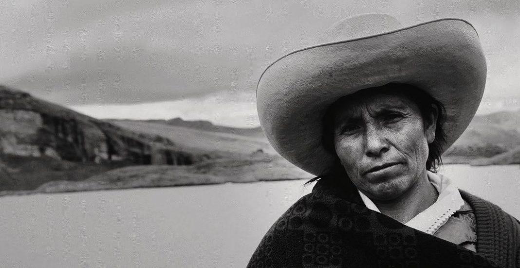 Fotografía de Máxima Acuña del documental